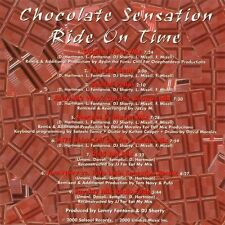 Chocolate Sensation Ride on Time [CD] Loleatta Holloway (May-2004) NEW