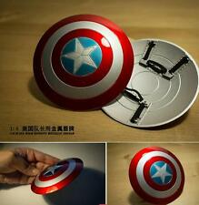 1/6 Captain America Shield Metal material Can buckle Hand latest improved