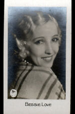 IMAGE PHOTO CHOCOLAT MOREUIL / ARTISTE ACTRICE / BESSIE LOVE