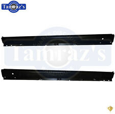70-74 Barracuda OE Style Outer Rocker Panel -  Pair LH & RH Side