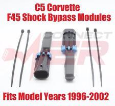 F45 Shock Absorber Bypass Modules (2) 1996-2002 Chevrolet Corvette C5