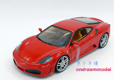 1:18 Hot wheels Ferrari F430 Die Cast Model Red RARE