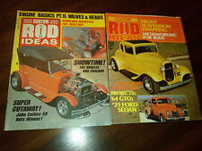 1001 Custom and Rod Ideas April 1977 and June 1976 Issues