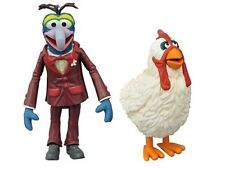 Diamond Select The Muppets Gonzo & Camilla Series 1 Action Figures Jim Henson