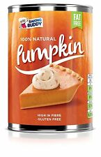 3 x Tinned Pumpkin - Pumpkin Pie Filling - 100% Natural - 3 x 425g Cans