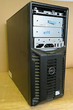 Dell PowerEdge T110-dual core Pentium G6950 2.80GHz 1GB ram serveur tour 250GB