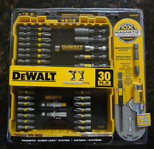 Dewalt Max Fit Screwdriving Set (30-Piece) DWA2SLS30