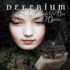 Music Box Opera by Delerium (CD, Nov-2012, Nettwerk)