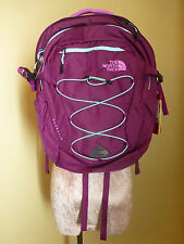 The North Face Womens Borealis Laptop Backpack - Pamplona Purple/Bonnie Blue New