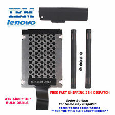 Hard Drive.HDD.Cover.Caddy.T420s.T420si.T430s.T430si.Lenovo.IBM.Thinkpad.NEW KIT