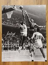 BILL RUSSELL JSA  CERTIFIED AUTHENTIC SIGNED 16X20 PHOTO AUTOGRAPHED #K24784