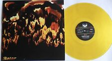 LP Rotor Rotor 1 (Re) YELLOW VINYL 270 Copies - Elektrohasch EH 169 - MINT/MINT
