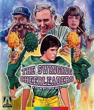 The Swinging Cheerleaders (Blu-ray/DVD, 2016, 2-Disc Set)