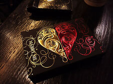 Love Promise of Vow Luxury (Marry Me) Gold Deck Playing Cards New