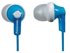 Panasonic RP-HJE120-A / RPHJE120A In-Ear Earbud Headphones, Blue