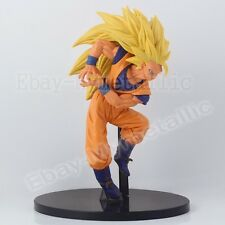 DragonBall Dragon Ball SCultures BIG Super Saiyan 3 Goku 17cm PVC Figure NB #02