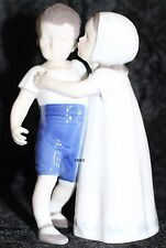 "BING&GRONDAHL / ROYAL COPENHAGEN FIGUR #1614  ""LOVE REFUSED"" TOP 1. WAHL"