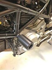 Ducati Monster 620 CRASH MUSHROOMS FRAME  SLIDERS BOBBINS BUNGS PROTECTORS   S2F