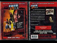 Run Like Hell - Rare Flix Women In Prison (Brand New DVD, 2004)