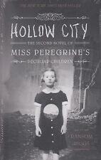 Hollow City 2nd Novel of Miss Peregrine's Peculiar Children by Ransom Riggs P/B