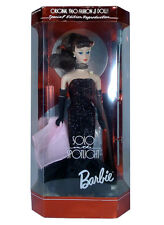 BARBIE - Poupée Solo in the Spotlight 1995 brune 1960' repro Mattel neuve Misb