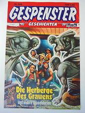 1x Comic -Gespenster Geschichten - Bastei- Nr. 398- Z. 1/1-2
