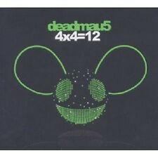 "DEADMAU5 ""4X4 = 12"" CD 11 TRACKS NEU"