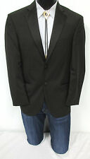 New With Tags Brown Calvin Klein Tuxedo Suit Jacket Western Style Wedding 42S