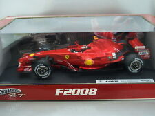 1/18 Hot Wheels FERRARI F2008 #1 KIMI RAIKKONEN
