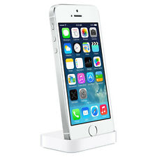 Apple MF031ZM/A Desktop Charging Dock for Apple iPhone 5C - White