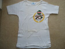 SCARCE ORIGINAL 1899-1974 75TH ANNIVERSARY UNUSED/WORN CASTROL T-SHIRT