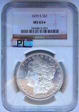 1879 S Silver Morgan Dollar NGC MS 65 Star Cameo Deep Mirror Proof DMPL DPL PL