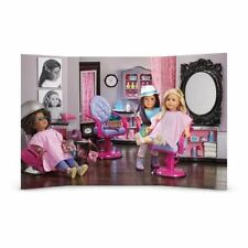 American Girl SALON STYLIST CENTER CADDY Hairstyling Accessories Salon Scene