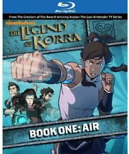 Legend of Korra: Book One - Air [2 Discs] (2013, Blu-ray NIEUW)2 DISC SET