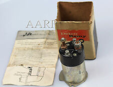 DELCO REMY D-969 STARTER SOLENOID NOS SUITS MOST GM CARS 1960 TO MID 70's