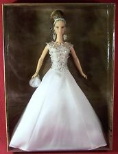 Mattel Badgley Mischka Bride Barbie Gold Label Certificate Original Box MIB NRFB