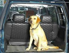 Universal Car Safety Net for Dogs Pet Travel Barrier for Rear of Vehicle Boot