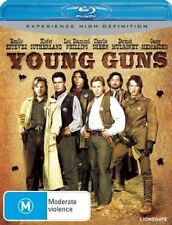 YOUNG GUNS****BLU-RAY****REGION B****NEW & SEALED