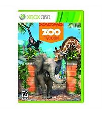 Zoo Tycoon (SEALED) Xbox 360