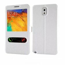Wallet Flip PU Leather Window Phone Case Cover For Samsung Galaxy Note 7 S7 Edge