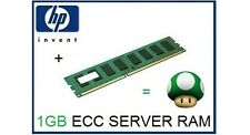 1GB (1x1GB) ECC Memory Ram Upgrade HP Proliant DL320S G1 Storage Server