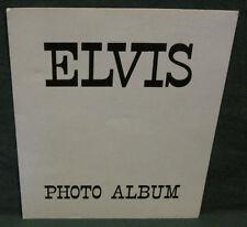 Elvis Presley Elvis Tour Photo Album Book 1974 Excellent