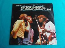 Bee Gees Here at Last Live in Album LP 1977 RSO RS-2-3901 Gatefold
