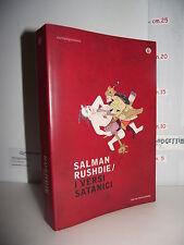 LIBRO Salman Rushdie I VERSI SATANICI 22^ed.2009 Traduzione Ettore Capriolo