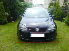 VW Golf 5 V GTI Stoßstange Front Kühlergrill Grill Neu GT vorne inkl. Gutachten