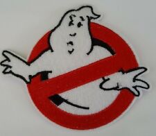 GhostBusters film logo Iron on Patch Brand New Sew on Patch transfer fancy dress