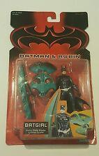 """Kenner Batman & Robin Batgirl Batte Blade Blaster & Strike Scythe 5"""" Inch Figure"""