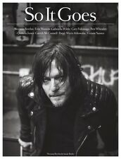 So It Goes Magazine # 5,Norman Reedus,Quentin Jones,Gareth McConnell,Erin Wasson