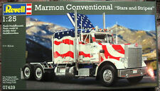 """Revell Marmon Conventional """" Stars and Stripes """" American Model Truck Kit - NEW!"""