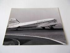 Postcard (BC25) - Silver City C-47A Dakota (DC-3) G-ALPN